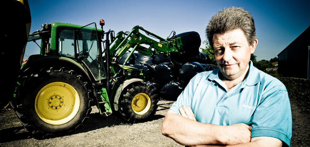 Agricultural Equipment Economy Remapping