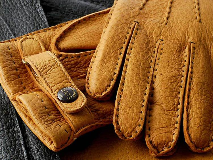 best gloves lauren men driving ferrari brown for polo ralph mens cars and black leather