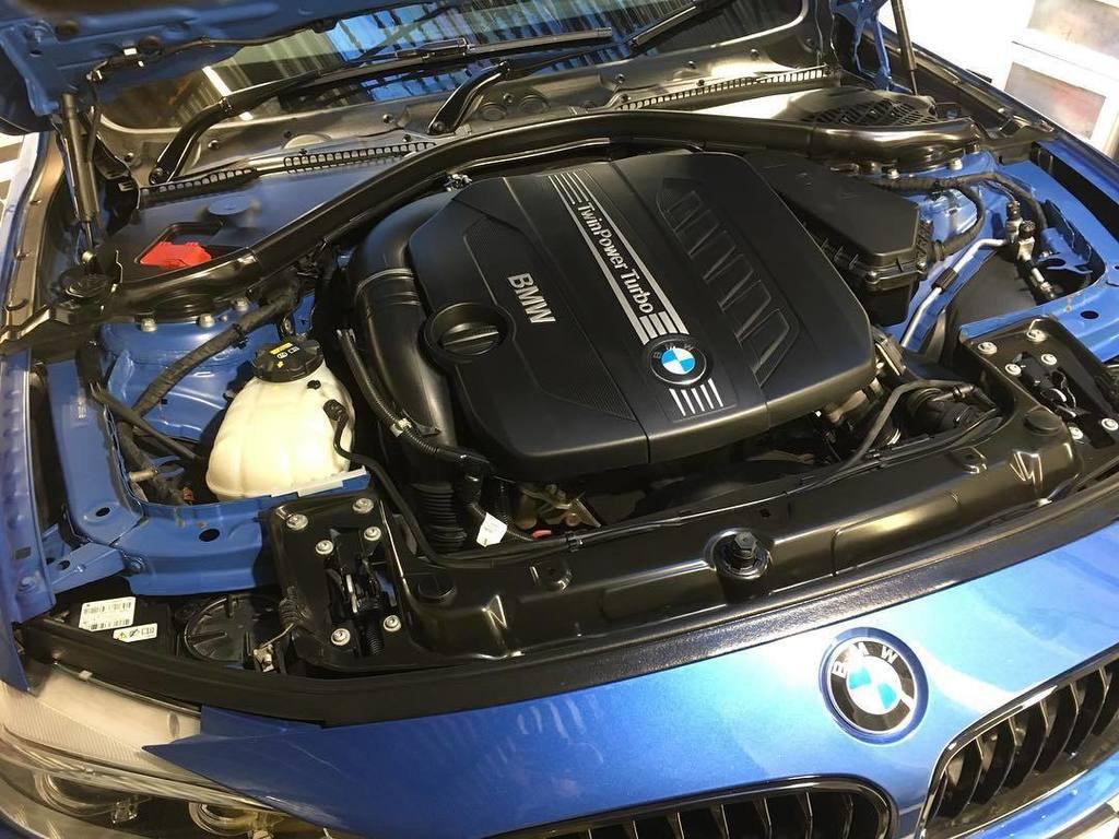 BMW 435d F32 ECU Remapping Via OBD – Manchester | Hyperchips